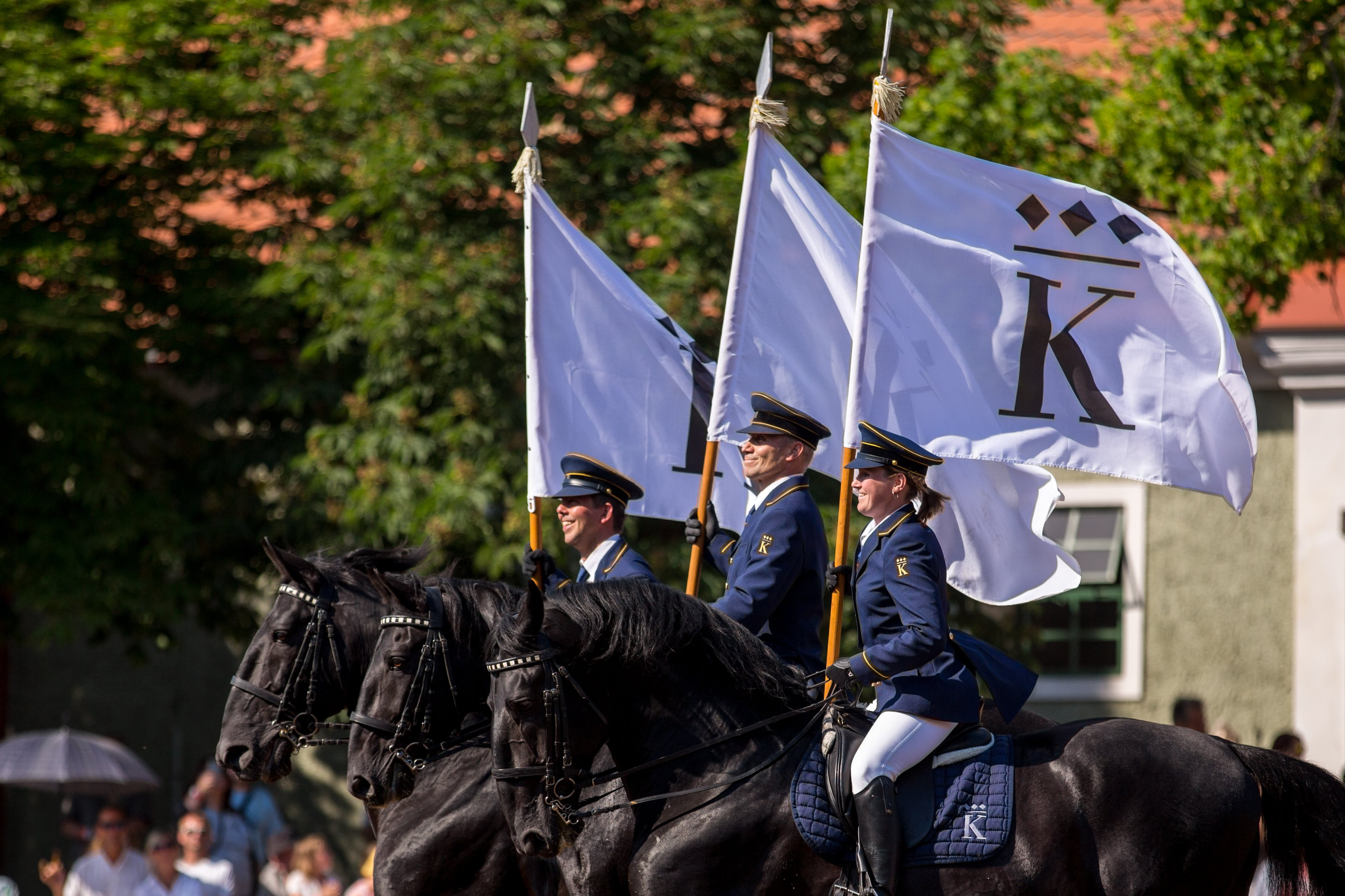 Kladruber Horse Day, 26 May 2018